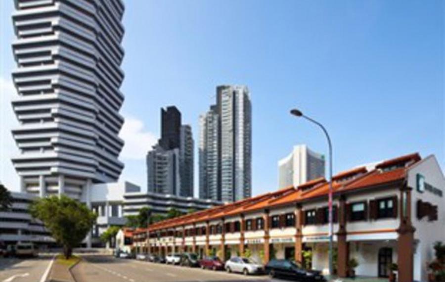 新加坡客来福酒店-惹兰苏丹33号