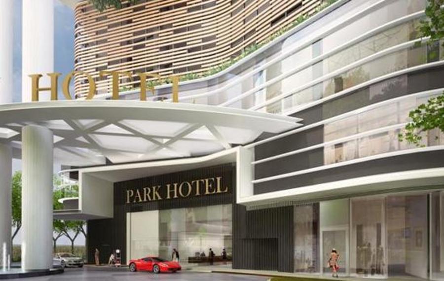 Park Hotel Alexandra(亚历山德拉公园酒店)