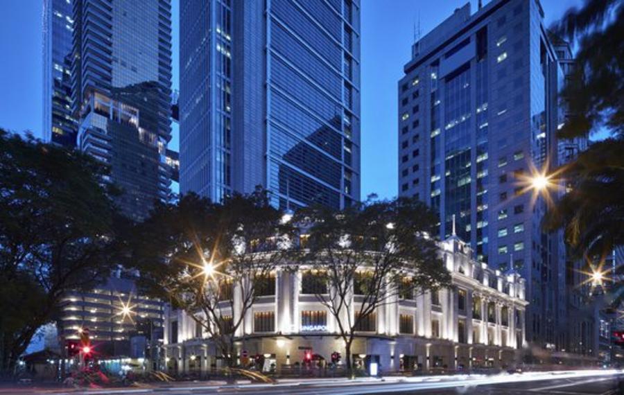 索菲特新加坡特色酒店