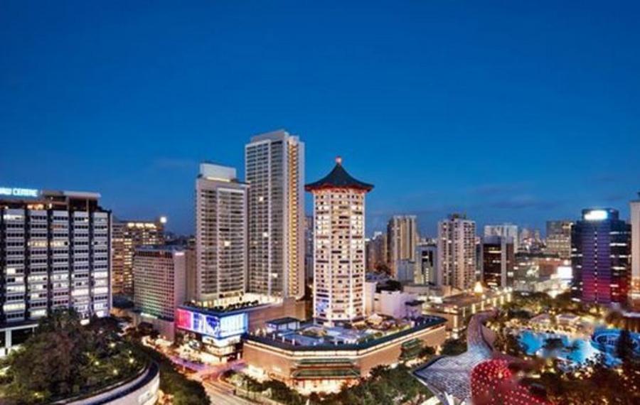 新加坡董厦万豪酒店