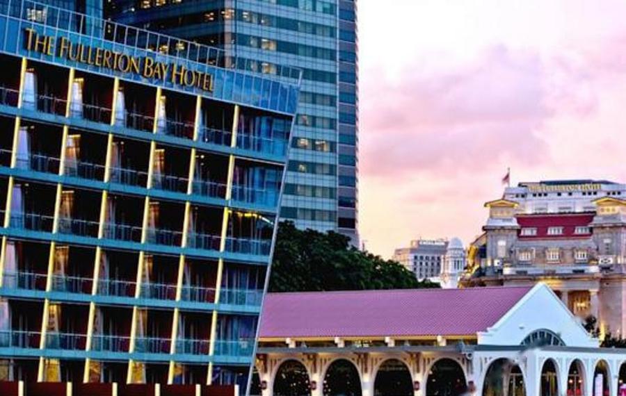 新加坡浮尔顿海湾酒店