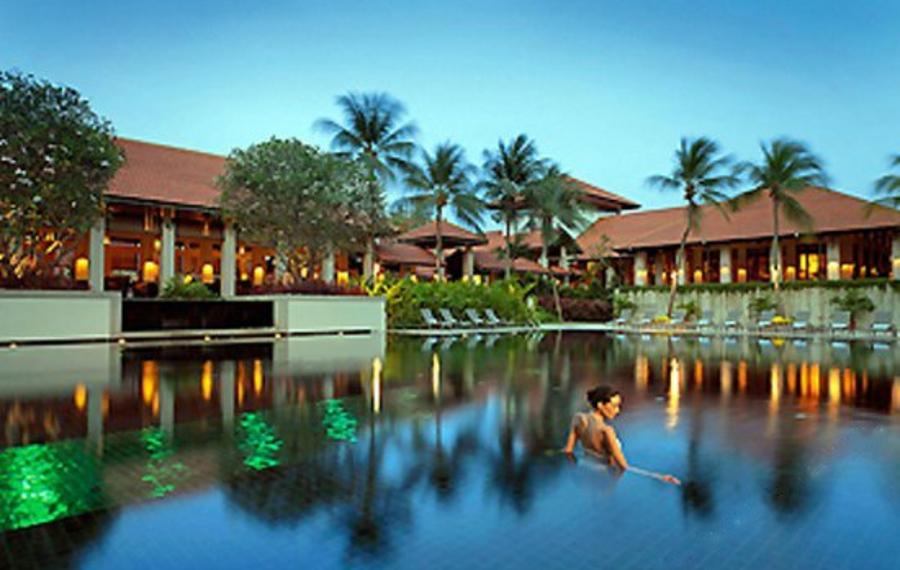 雅高酒店集团旗下新加坡圣淘沙水疗度假酒店