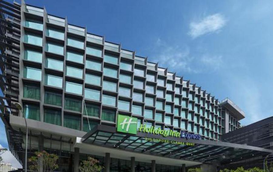 新加坡克拉克码头智选假日酒店