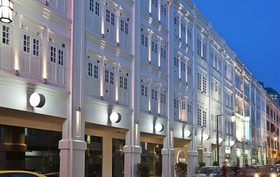 Porcelain Hotel by JL Asia (新加坡宝瓷林精品酒店)