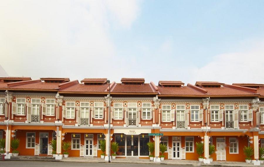 新加坡丽雅酒店
