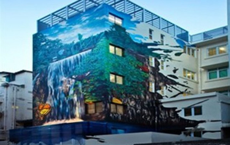 新加坡艺术三叶草酒店