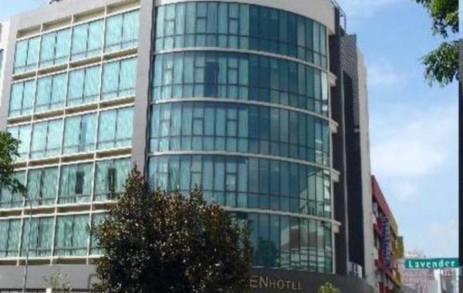 新加坡劳明达寰庭商旅酒店