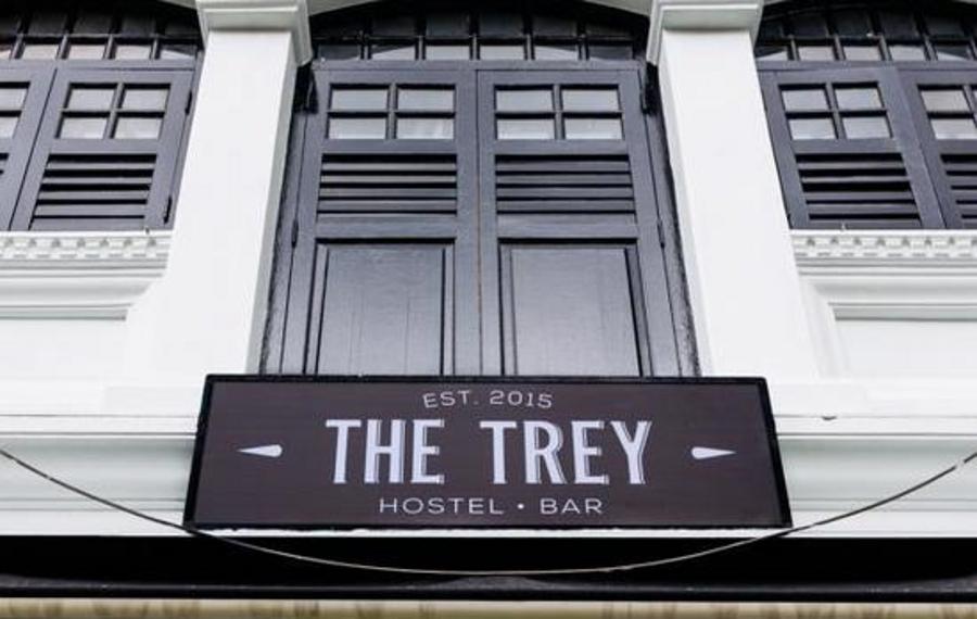 The Trey Hostel(特雷旅舍)