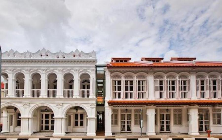 新加坡苏丹精品酒店