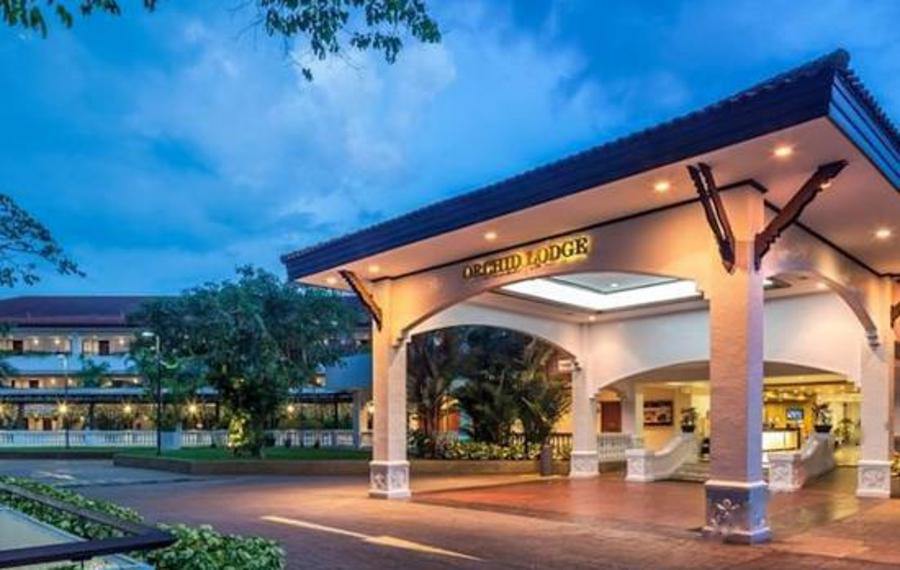 新加坡胡姬乡村俱乐部酒店