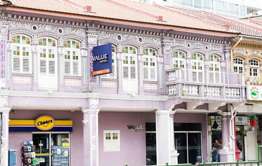 新加坡优良酒店-尼斯