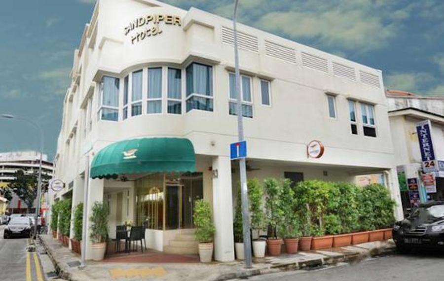 新加坡胜佰德酒店