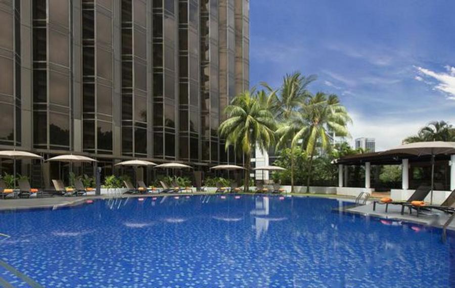 Sheraton Towers Singapore (新加坡喜来登大酒店)