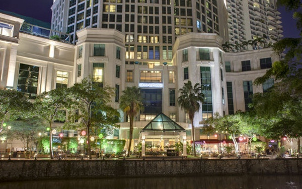 Grand Copthorne Waterfront Singapore (新加坡国敦河畔大酒店)