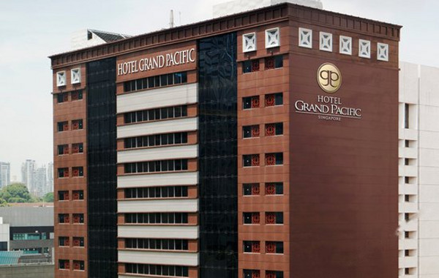 Hotel Grand Pacific Singapore (新加坡豪绅酒店)