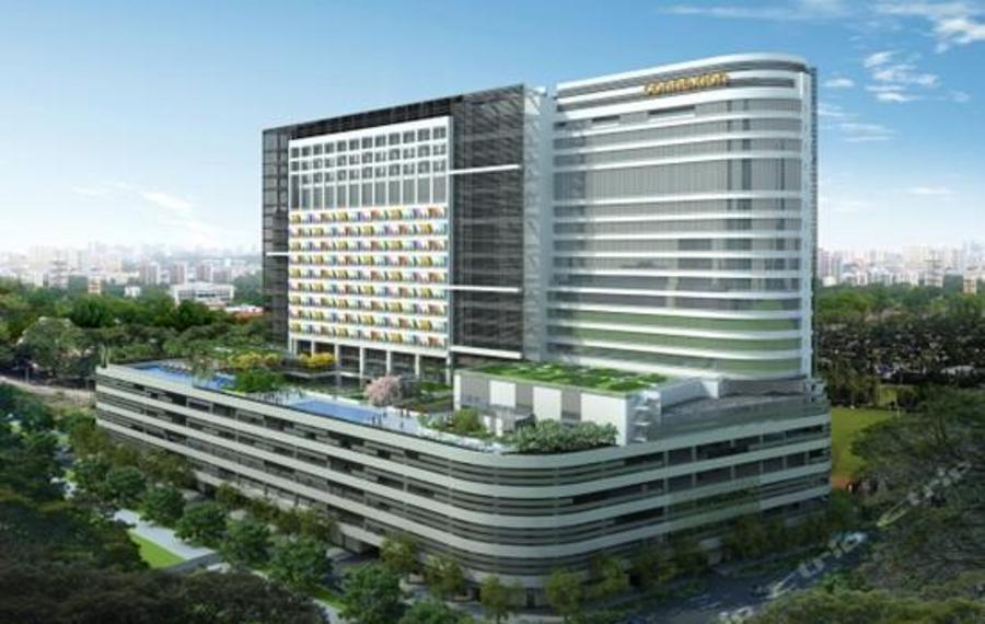 新加坡一花拉Spa酒店