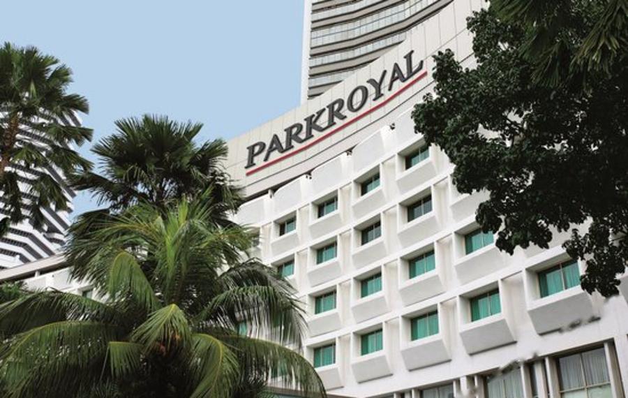 Parkroyal on Beach Road Singapore (新加坡滨海宾乐雅酒店)