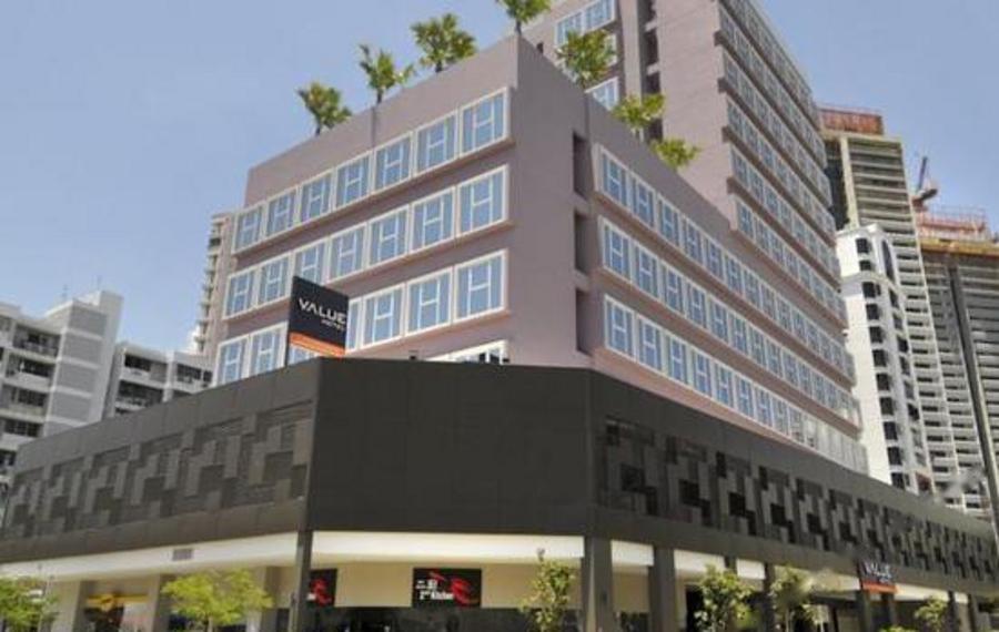 新加坡优良酒店-汤申
