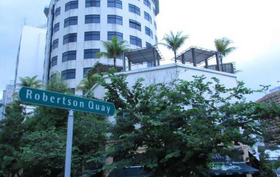 新加坡罗伯逊码头酒店