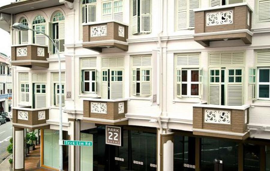 新加坡22号公园酒店
