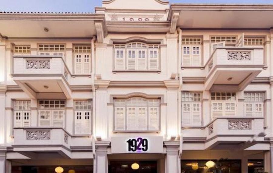 新加坡1929酒店