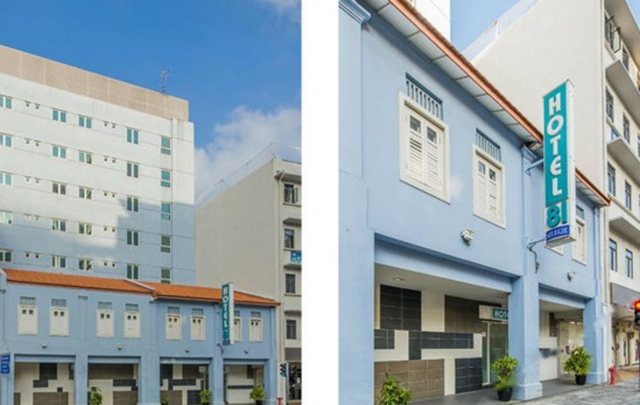 新加坡81酒店-实里基