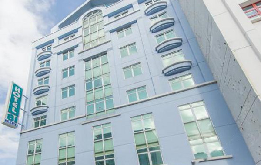 新加坡81酒店-幸运