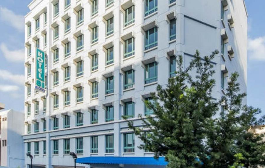 新加坡81酒店-兰花