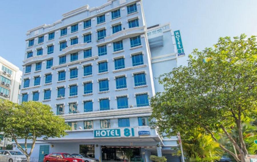 新加坡81酒店-公主