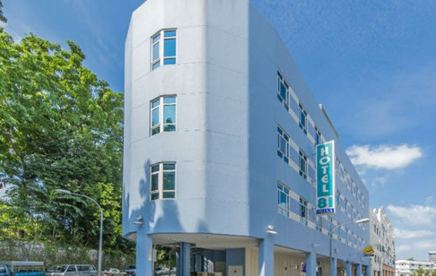 新加坡81酒店-大阪
