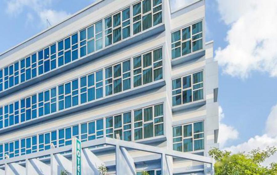 新加坡81酒店-雅丽