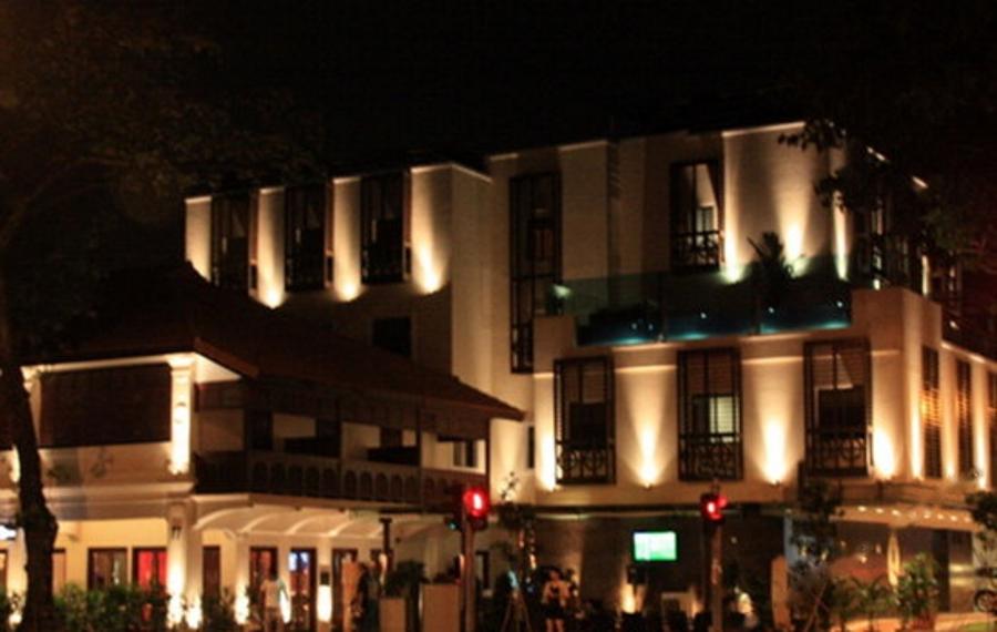 新加坡旧情酒店