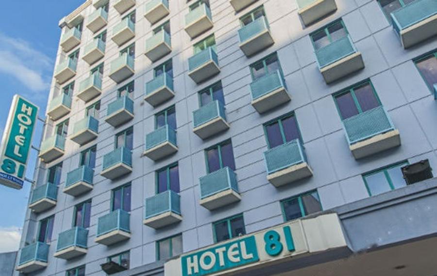 新加坡81酒店-好莱坞