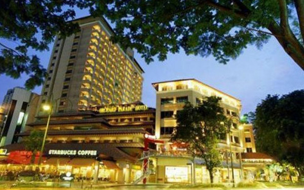 Orchard Parade Hotel by Far East Hospitality Singapore (新加坡乌节广场酒店)