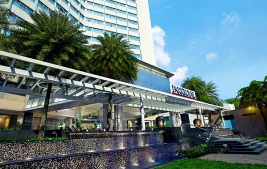 Parkroyal on Kitchener Road Singapore (新加坡吉真宾乐雅酒店)
