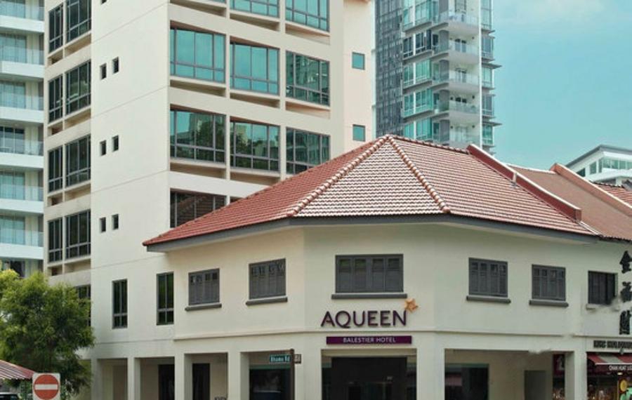 Aqueen Balestier Hotel Singapore (新加坡马里士他寰庭商旅酒店)