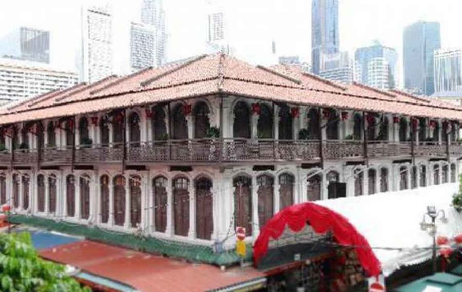 Santa Grand Singapore- Lai Chun Yuan (新加坡昇达酒店-励骏园)