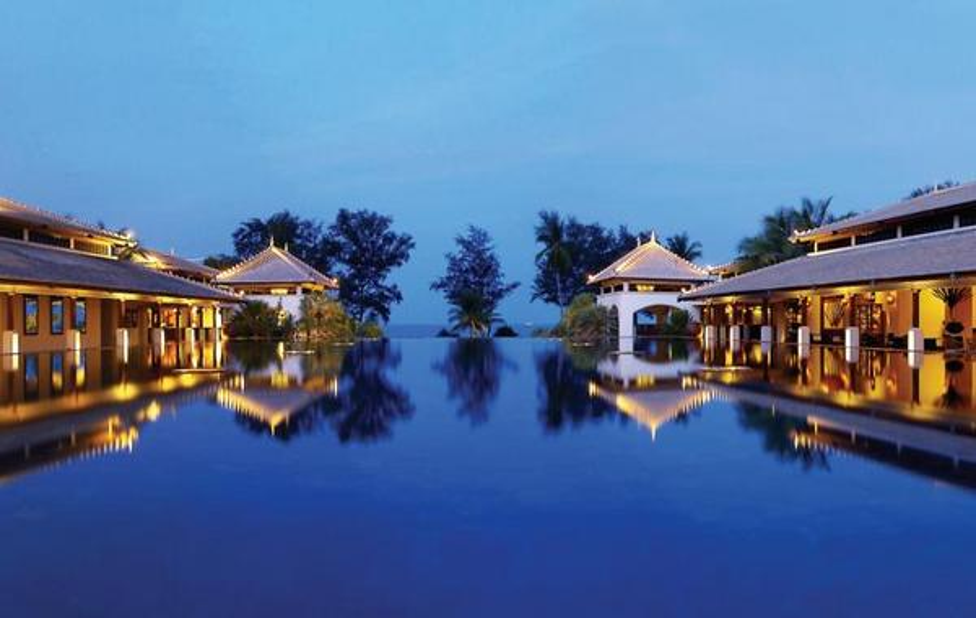 Marriott's Phuket Beach Club(万豪普吉岛海滩俱乐部度假酒店)