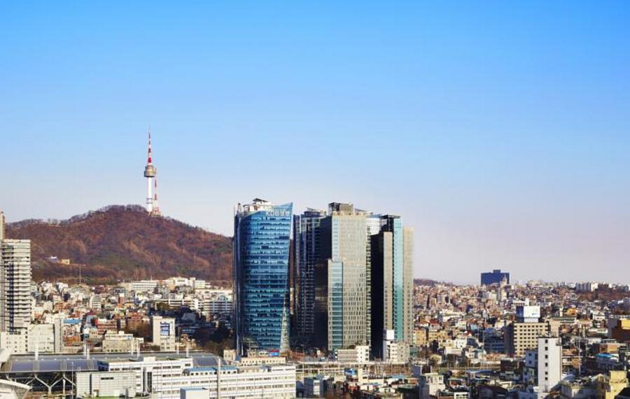 首尔南山福朋喜来登酒店