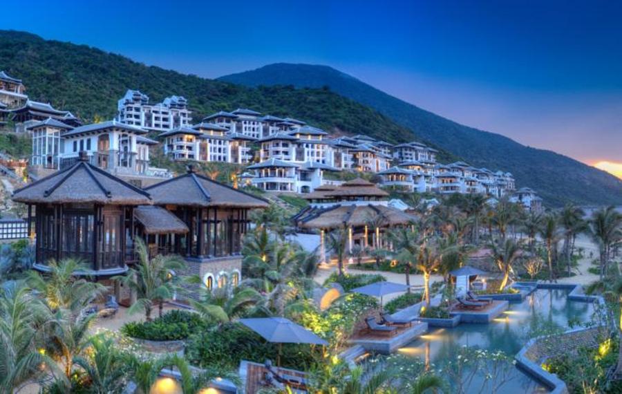 InterContinental Danang Sun Peninsula Resort洲际岘港新半岛度假酒店