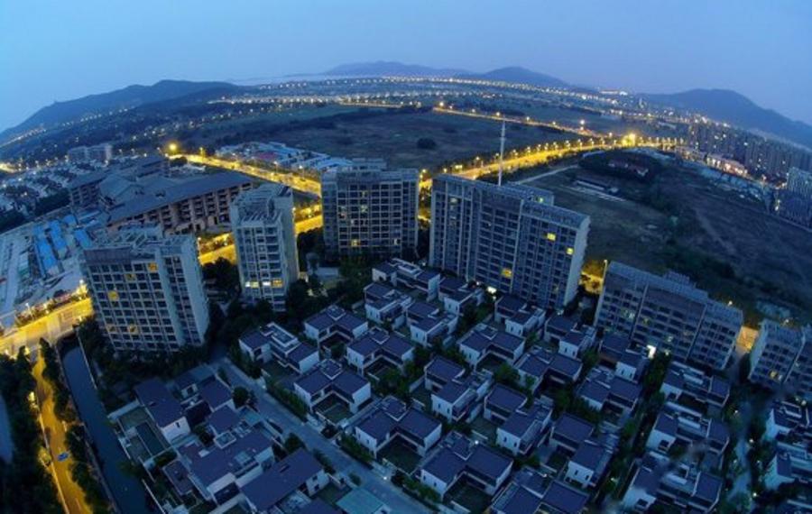 苏州太湖初心舍·清奢概念别墅酒店