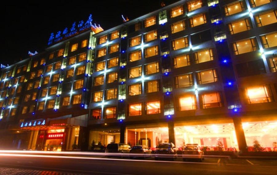 婺源风景酒店