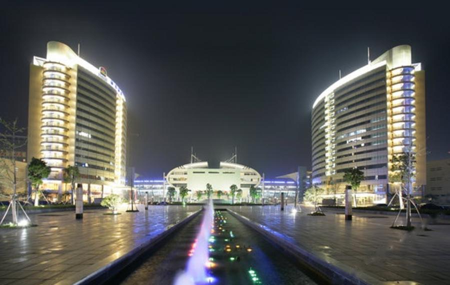 义乌最佳西方海洋酒店