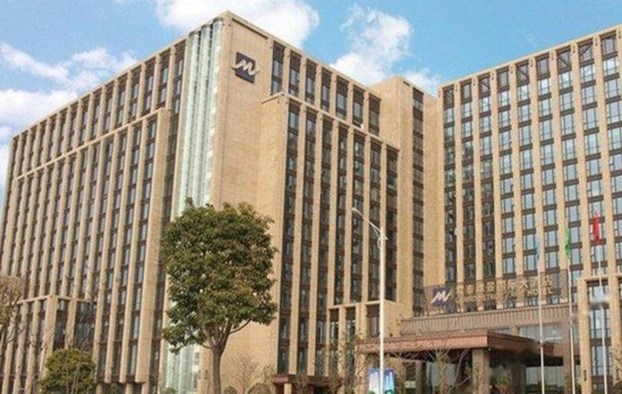 扬中君泰维景国际大酒店