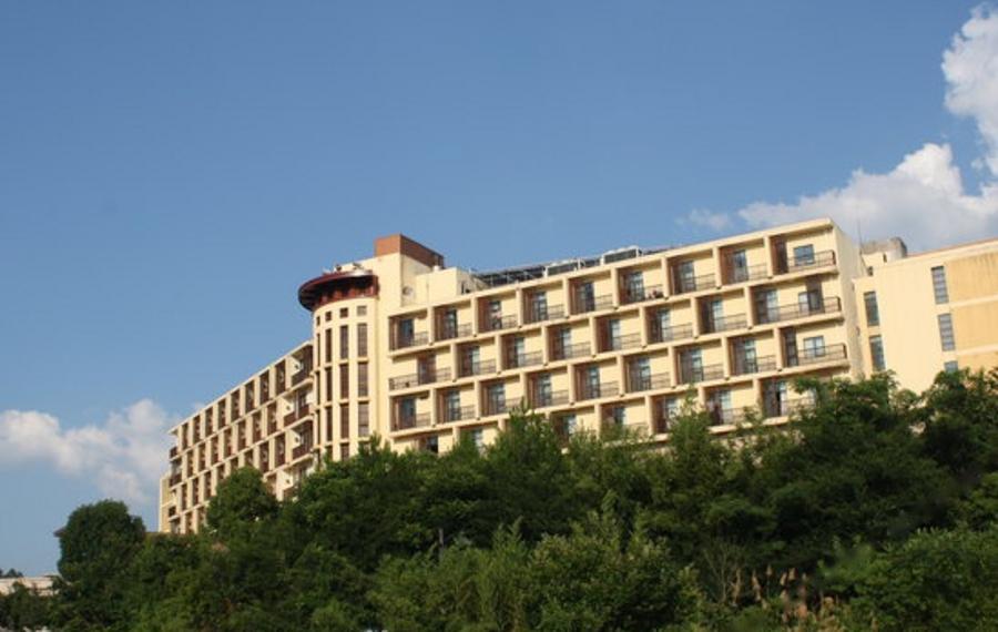 磐安翡翠湖建国度假酒店