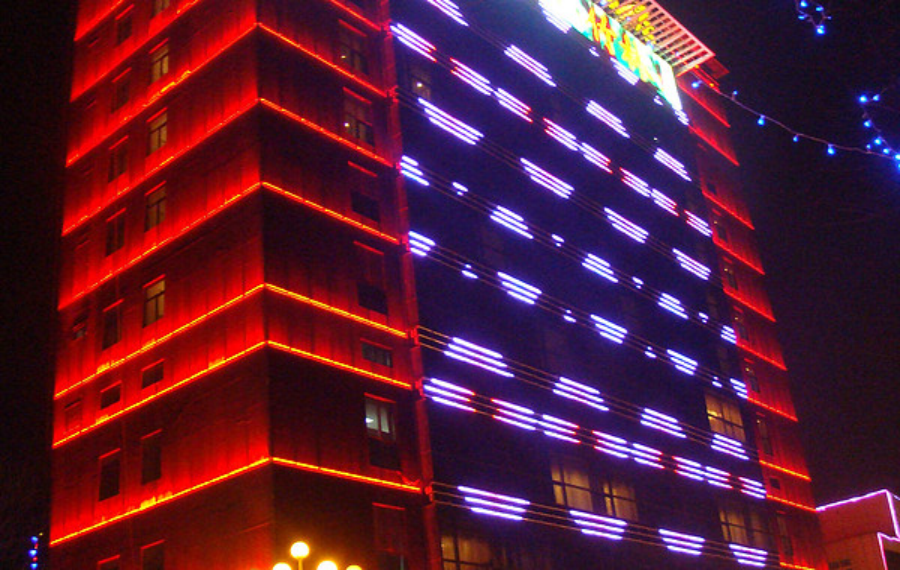 阳城竹林山大酒店