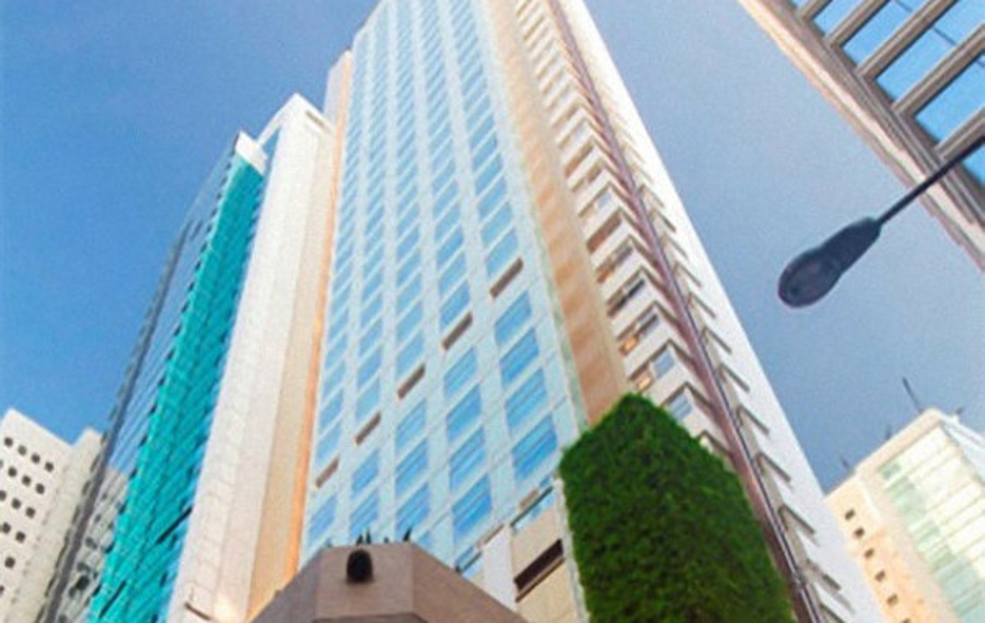 香港苏豪智选假日酒店(Holiday Inn Express Hong Kong Soho)