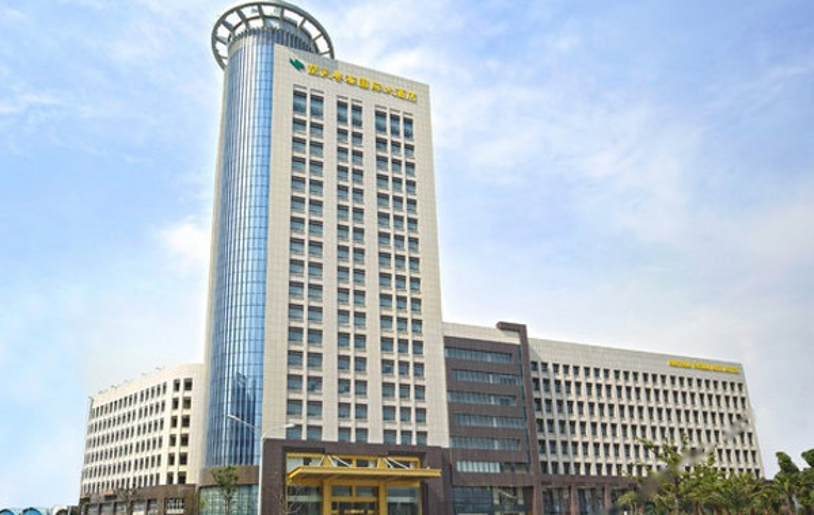 武汉楚天粤海国际大酒店