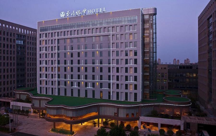 武汉玉树临风精品酒店