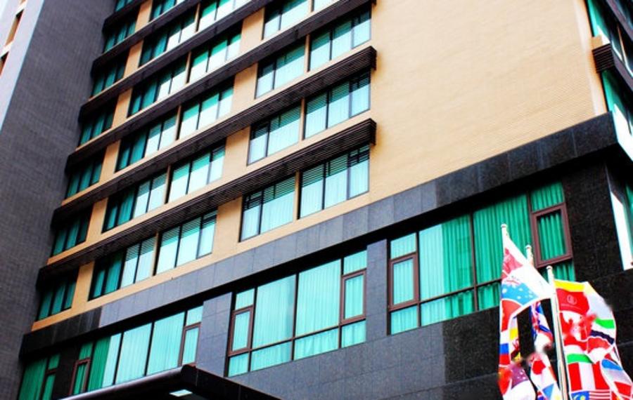 台中兆品酒店(原中信大饭店)(Taichung Maison De Chine)